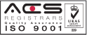 ACS ISO9001 Certified