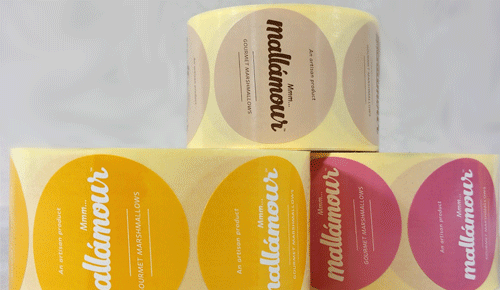 Personalised Label Printing for Confectionery: